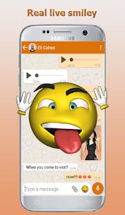 KickMe: Real live 3D Emoji