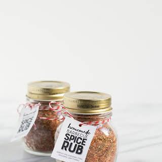 Barbecue Spice Rub.