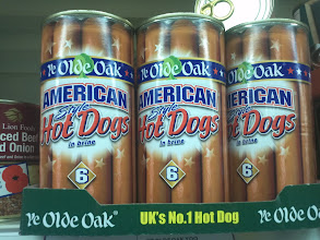 Photo: Hot Dogs.. In a CAN!