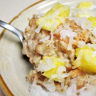 Pineapple Breakfast Eggs Recipes
