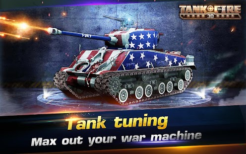 Tank Fire 3D- screenshot thumbnail