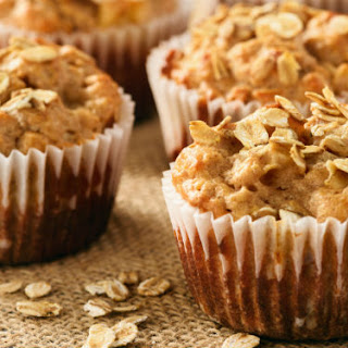 Vegan Secret Chickpea Muffins.