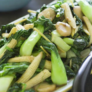 Vegetables Stir Fry.