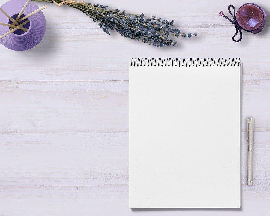 Notepad, Table, Decoration, Notes, Writing Pad, Write