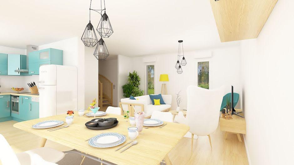 Vente maison 4 pièces 86.78 m² à Fromelles (59249), 300 000 €