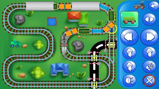 Trains for Kids  screenshots 3