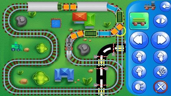 Trains for Kids - náhled
