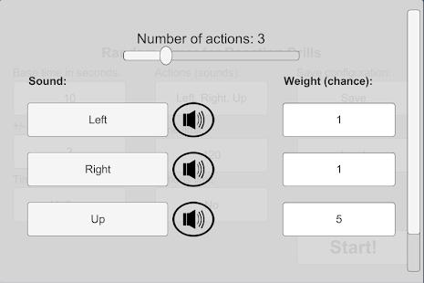 Random Timer (Reaction Drills) screenshot