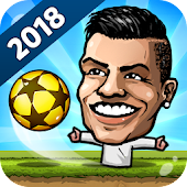 ⚽ Puppet Soccer Champions – Fighters League ❤️🏆