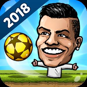 ⚽ Puppet Soccer Champions – Fighters League ❤️? MOD APK aka APK MOD 1.0.72 (Unlimited Money)