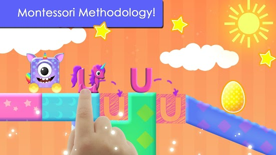 Learn to Read : Mario Alphabet- screenshot thumbnail
