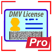 Pro: US DMV Driver License Scanner, Reader Scan Android APK Download Free By Flado Apps Lnc.