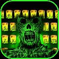 Scary Creepy Monster Keyboard Theme APK