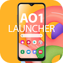 Galaxy A01 Launcher And Themes icon