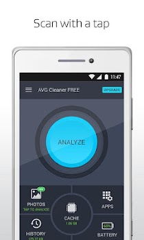 AVG Cleaner, Booster and Battery Saver for Android