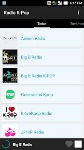 K-POP Radio - náhled