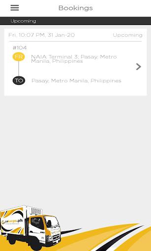 PAKARGO.PH Driver App screenshot 3