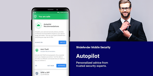 BitDefender Mobile Security screenshot 4