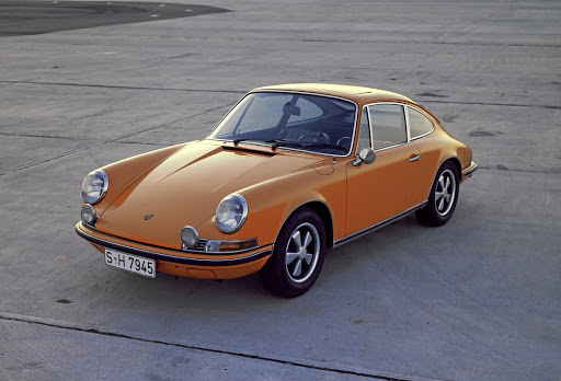 Sports cars don't get more iconic than the famous Porsche 911