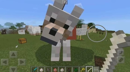 GigaMobs for Minecraft PE - náhled