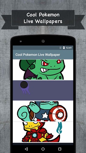 Cool Pokemon Live Wallpapers
