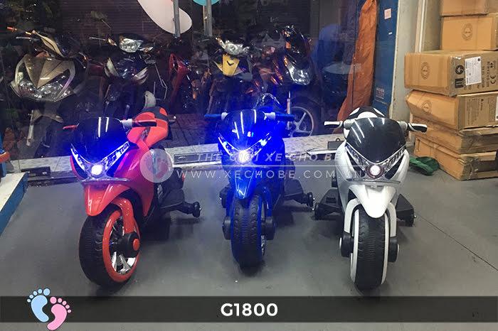 Xe mô tô điện trẻ em g1800 2