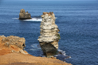 Photo: Year 2 Day 143 - Bay of Islands on the Great Ocean Road  #5