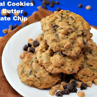 Oatmeal Cookies - Peanut Butter Chocolate Chip