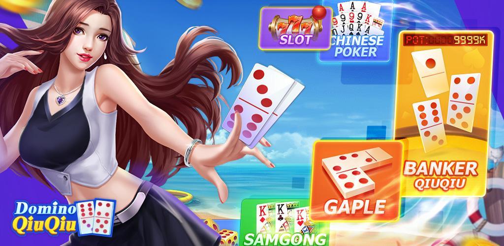 Domino Qiuqiu 2020 Domino 99 Gaple Online Download Apk Free For Android Apktume Com