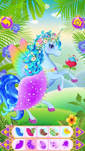 Unicorn Dress Up - Girls Games 1.0.4 screenshots 10