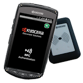KYOCERA NFC App for Android