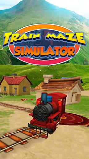 Train Maze Simulator