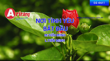 Screenshot of Mã số Karaoke Vietnam