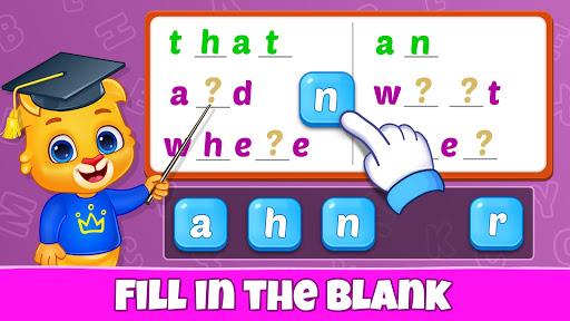Sight Words - PreK to 3rd Grade Sight Word Games 1.0.5 screenshots 5