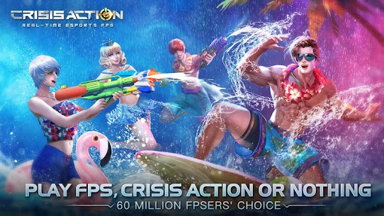 Crisis Action: Bio Avenger 2019 1