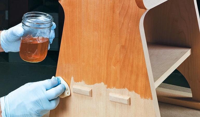 how to make wipe on polyurethane