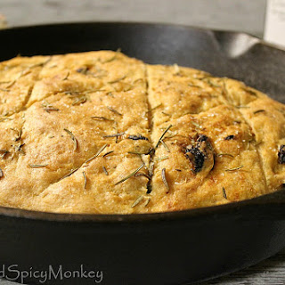 Whole Wheat Focaccia Recipes