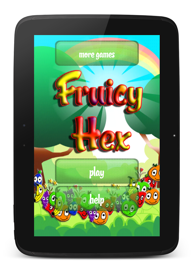 Fruicy Hex- screenshot