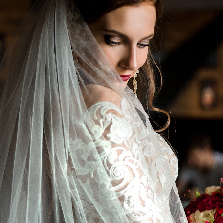 Свадебный фотограф Алина Евтушенко (AlinaEvtushenko). Фотография от 14.12.2017