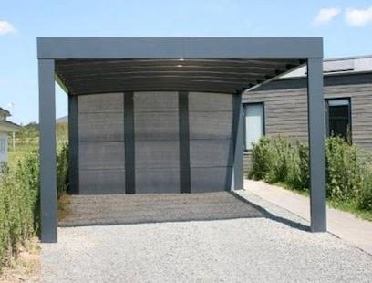 Modern Carport Design - náhled