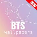 iWall | BTS Wallpapaers of all members HD 4K icon