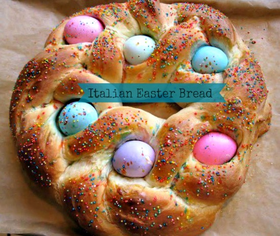 Italian Easter Bread Recipe | Yummly