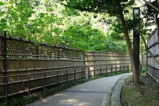Photo: 徳川園の外回り