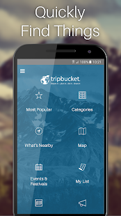 TripBucket- screenshot thumbnail