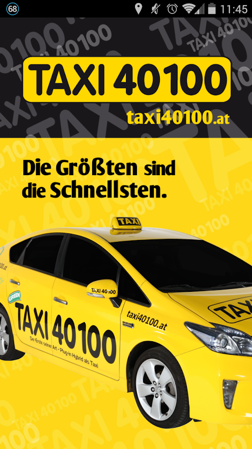 Taxi 40100- screenshot