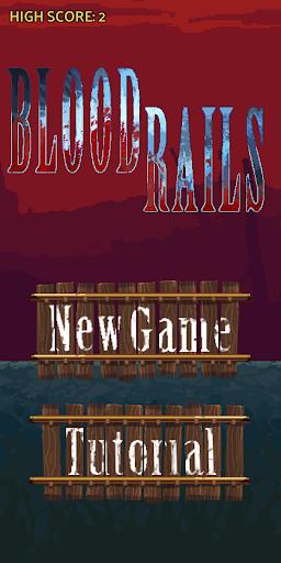 BloodRails screenshot 1