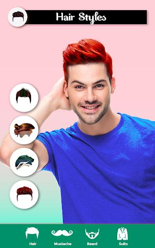 Macho - Man makeover app & Photo Editor for Men