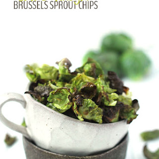 Salt and Vinegar Brussels Sprout Chips Recipe