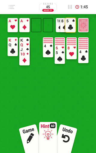 Solitaire Infinite - Classic Solitaire Card Game! apkmr screenshots 7