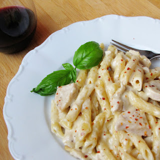 Chicken Penne Alfredo Bake Recipes